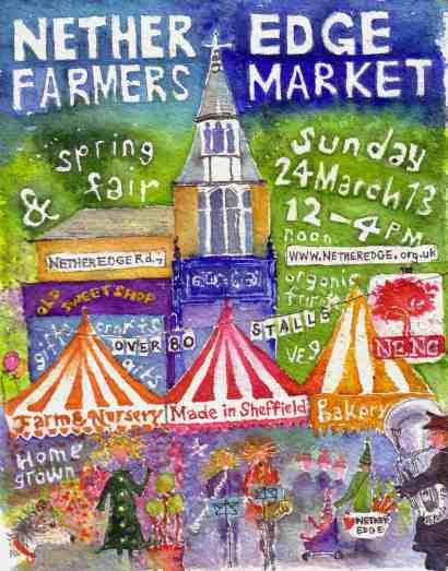 Nether Edge Farmers Market