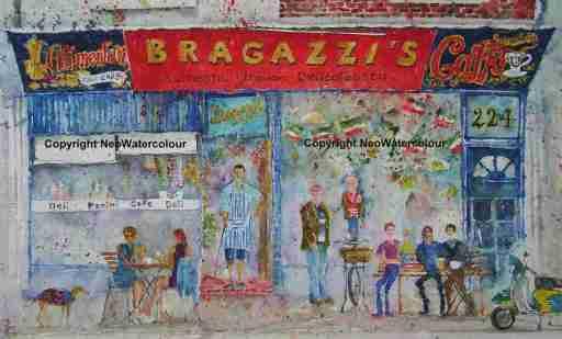 Bragazzis, Abbeydale Road, Sheffield