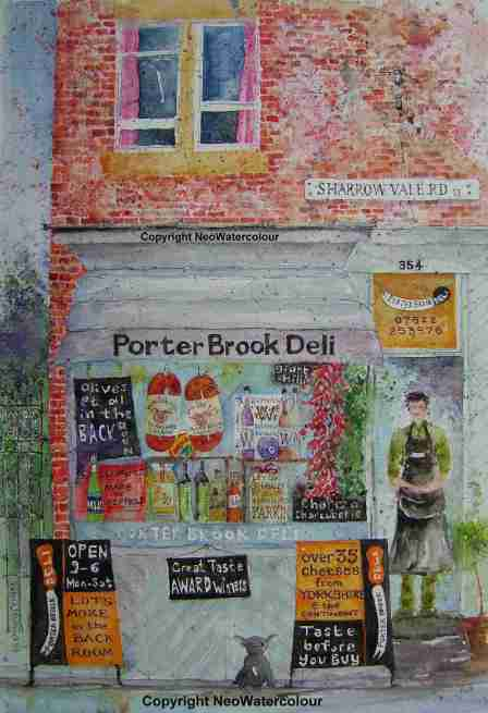 Porter Brook Deli