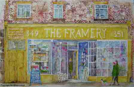 The Framery, Sharrow Vale Road, Sheffield