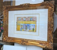 """The Framery"" painting - in The Framery"