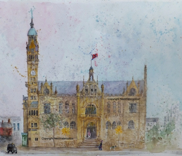 Town Hall, Sheffield