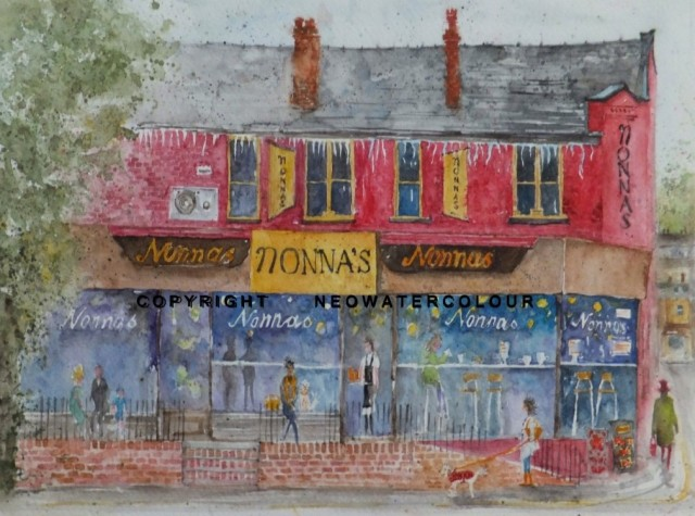 Nonna's, Ecclesall Road, Sheffield