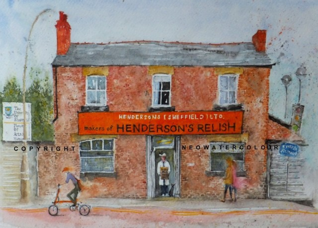 Hendersons Relish Factory